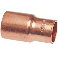 1 x 1/2 Copper Fitting Reducer