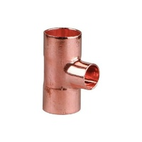 1 3/8 x 7/8 Copper Reducing Coupling