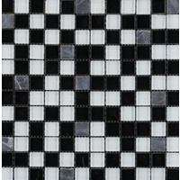 "12"" x 12"" Glass Mosaic (044)"