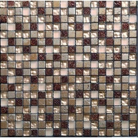 "12"" x 12"" Glass Mosaic (8185)"