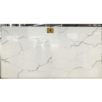 3ft x 7ft Quartz Island Top (7414)